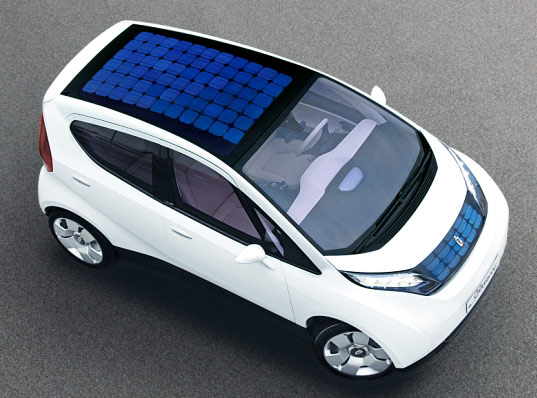 Solar Electric Vehicles